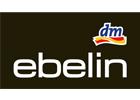 logo značky ebelin - dm drogérie
