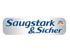 logo značky saugstark sicher z dm drogérie