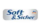 logo značky soft sicher z dm drogérie