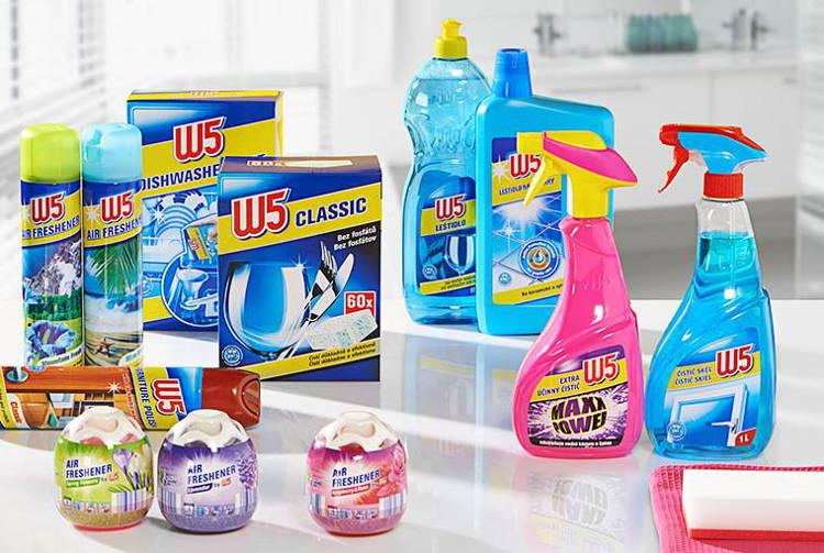 výrobky privátní značky W5
