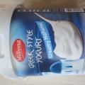 obal řeckého jogurtu Milbona