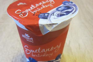 obal jogurtu albert Quality