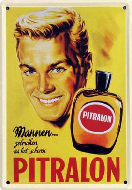 dobová reklama na Pitralon