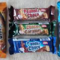 Čokoládové tyčinky Mister Choc z Lidlu - konkurence pro tyčinky Mars, Bounty či Twix?