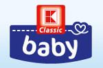 logo privátní značky k-classic baby