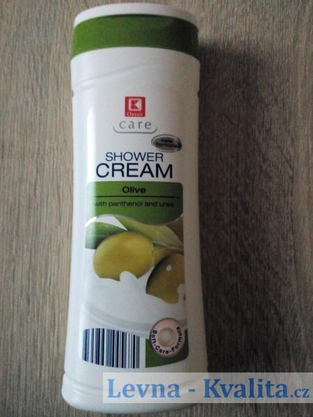 obal sprchového krému K-Classic Olive
