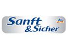 logo značky sanft sicher z dm drogérie