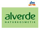 logo značky alverde z dm drogérie