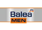 logo značky balea men z dm drogérie