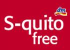 logo značky s-quito free - dm drogérie