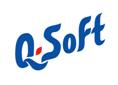 logo značky q-soft z teta drogerie