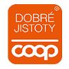oranžové logo dobré jistoty z coop