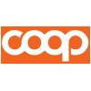 oranžové logo obchodů Coop