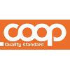 oranžové logo výrobků quality standard z coopu