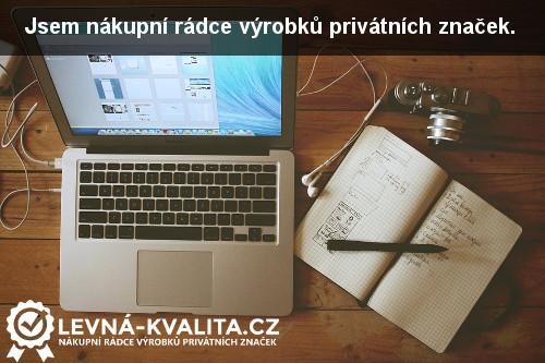 pracovní stůl redaktora a autora recenzí na levna-kvalita.cz