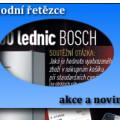 fotka v článku o soutěži Lidlu - 100 lednic Bosch