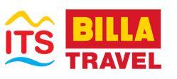 logo cestovní kanceláře its billa travel