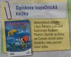 popis knihy z Alberta O CKniha z Albertu - Cipískova loupěžnická knížkaipískovi