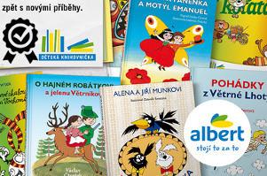 knihy z alberta - přehled