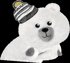 plyšový medvídek chluptuber - joky