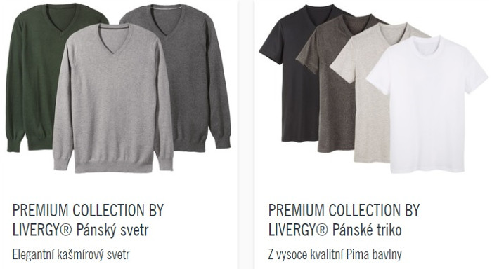 Livergy – pánské oblečení inspirované nejnovějšími trendy  e9f850b934