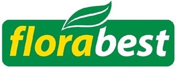 zeleno žluto bílé logo značky Florabest z Lidlu