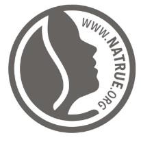 logo kosmetické certifikace NaTrue