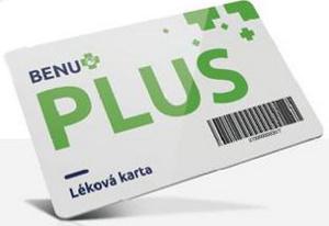 zákaznická věrnostní karta BENU lékárny