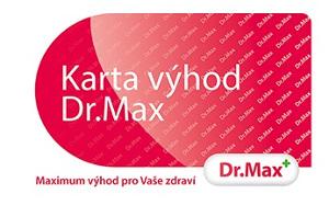 zákaznická karta výhod Dr.Max